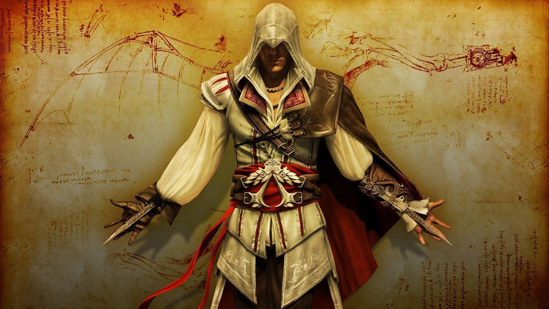 Assassins Creed 3 Connor - Games Wallpapers