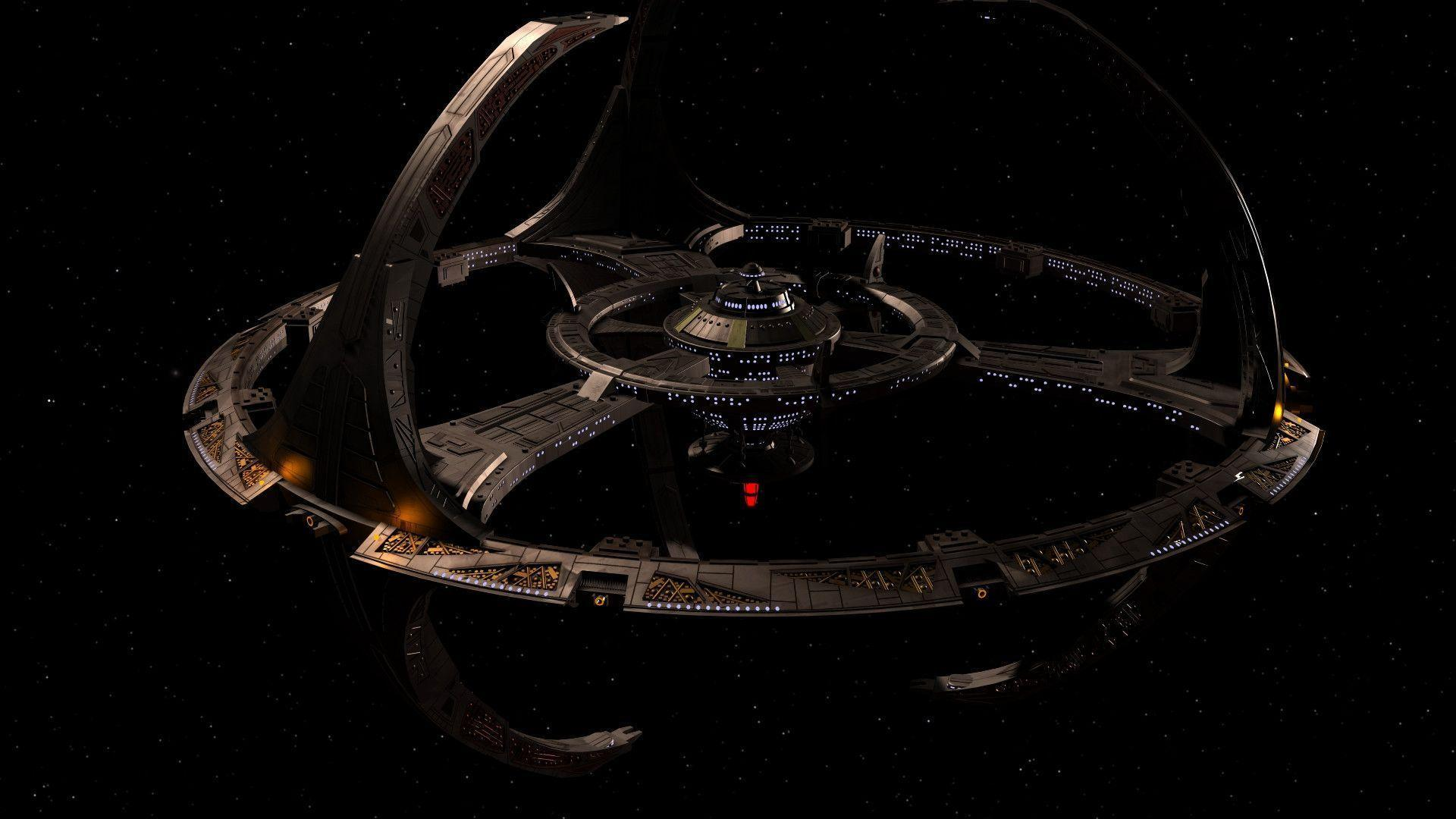 Star Trek Deep Space Nine: 20 Years by enterprisedavid