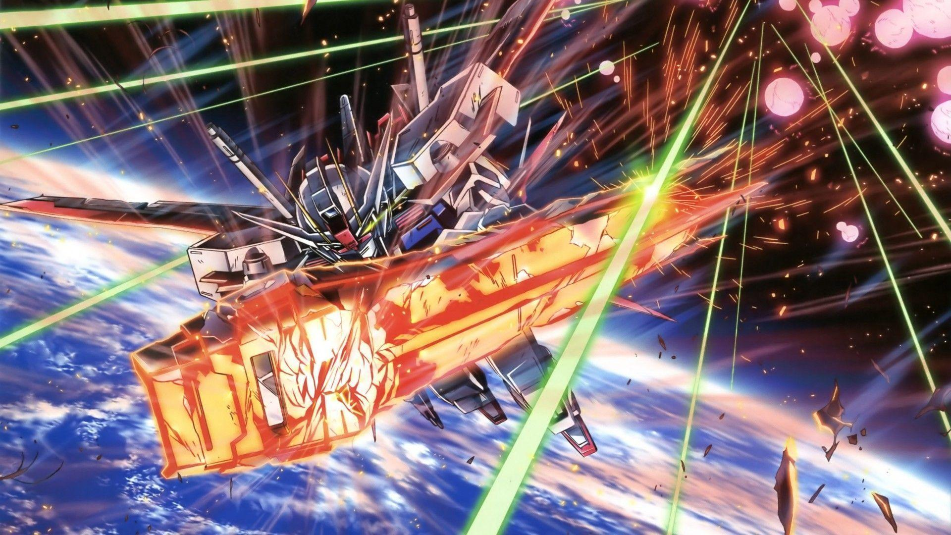 Images For > Gundam Seed Destiny Wallpaper 1920x1080