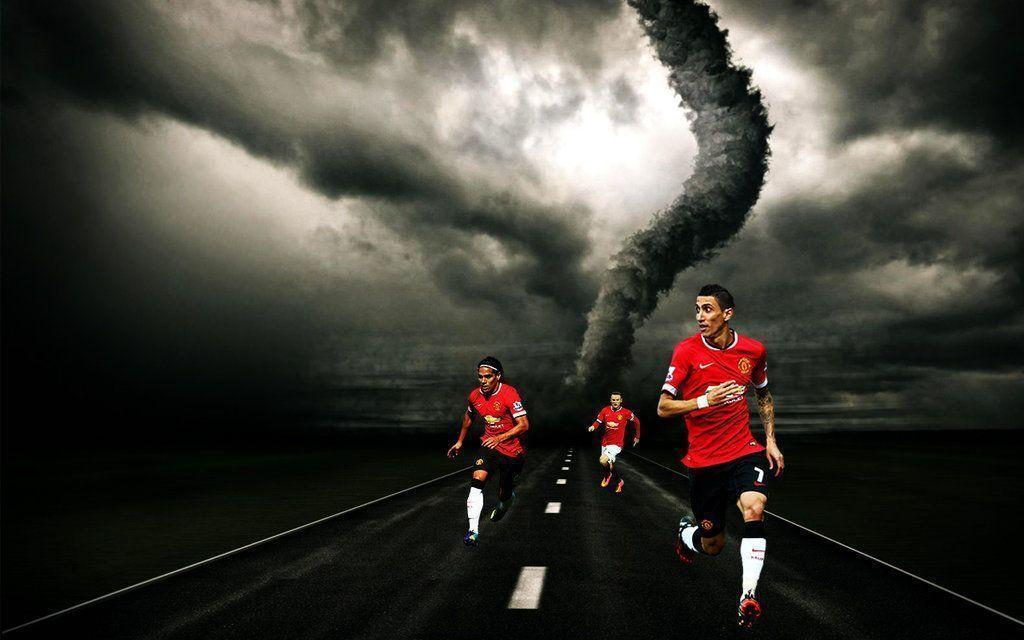 Manchester United 2014/2015 Wallpaper by RicardoDosSantos on ...