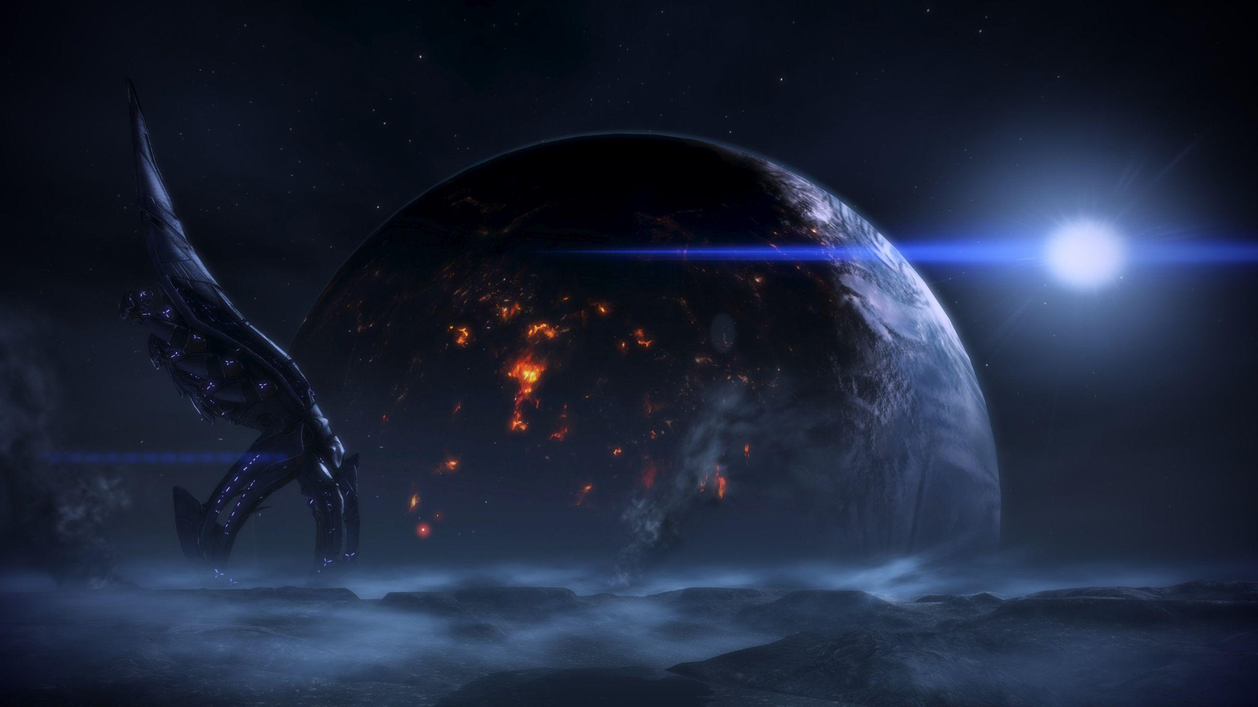 Mass Effect Wallpapers   Wallpaper Cave