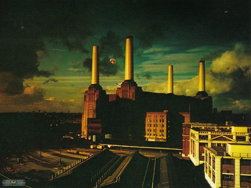 Wallpapers For > Pink Floyd Animals Wallpaper