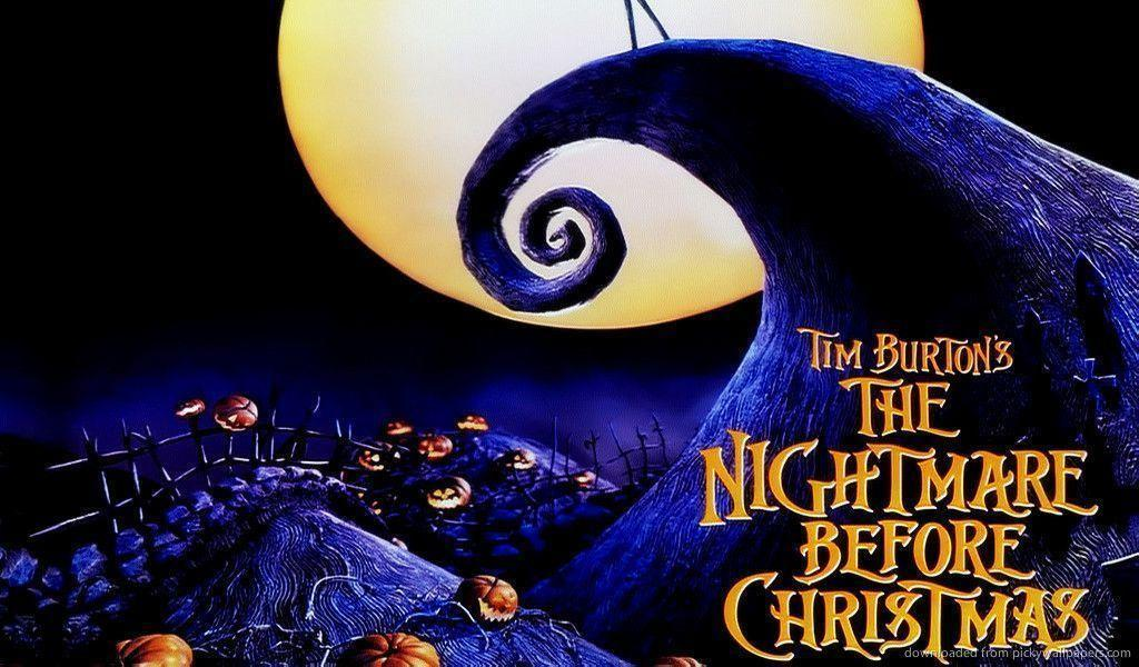 Nightmare Before Christmas Desktop Wallpapers - Wallpaper Cave