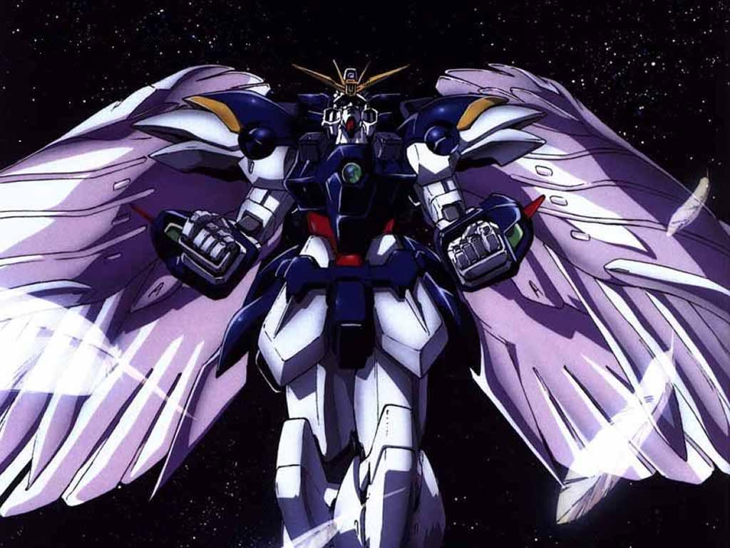 Image For > Gundam Wing All Gundams