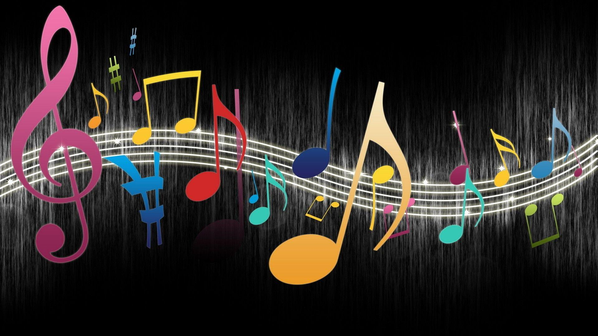 Music Notes Wallpapers High Quality