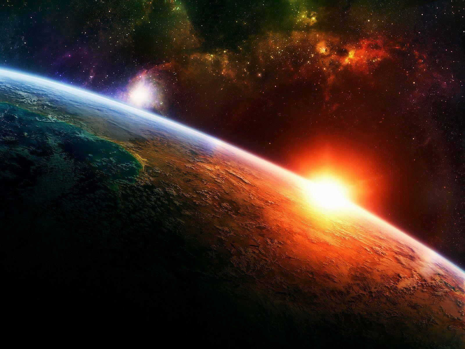 Marvelous Planet Earth and Space Wallpapers