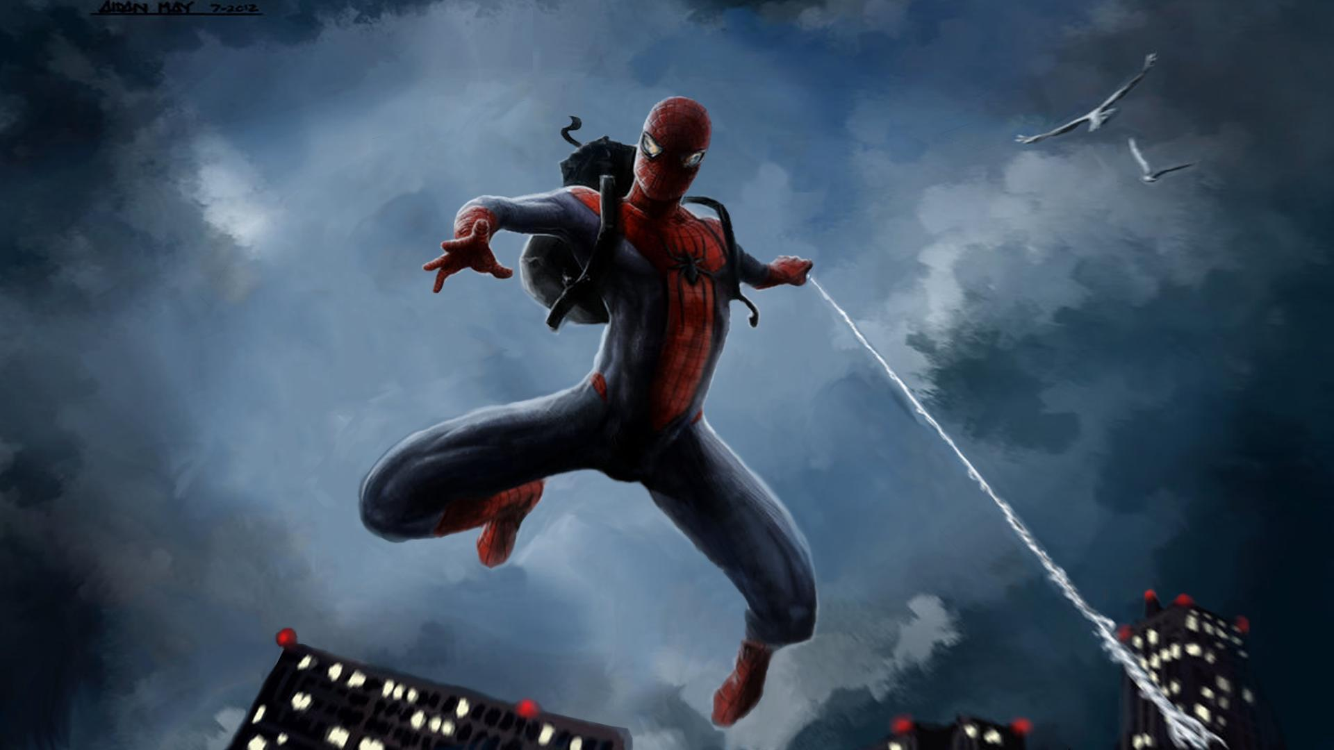 HD Spiderman Wallpapers - Wallpaper Cave