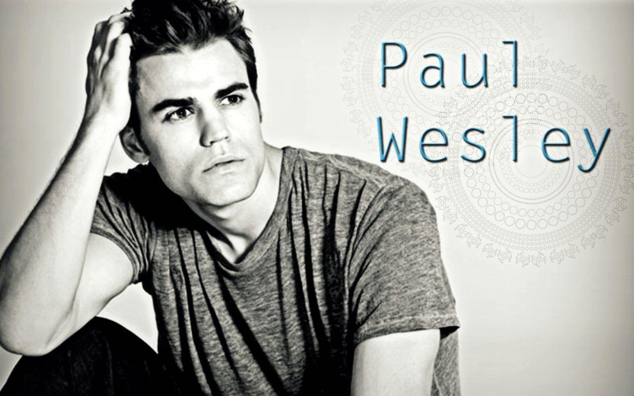 Paul Wesley Vampire Di...