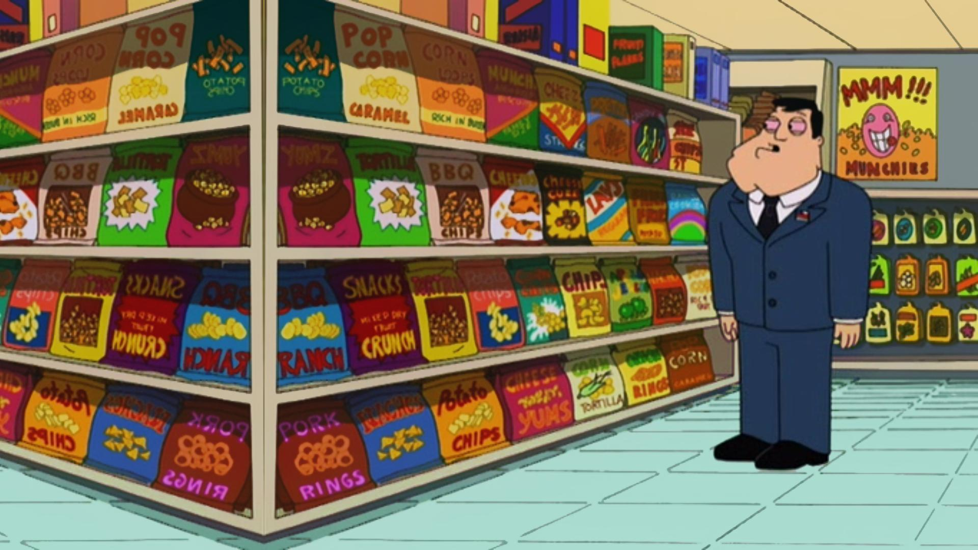 American Dad! Computer Wallpapers, Desktop Backgrounds 1280x800 Id