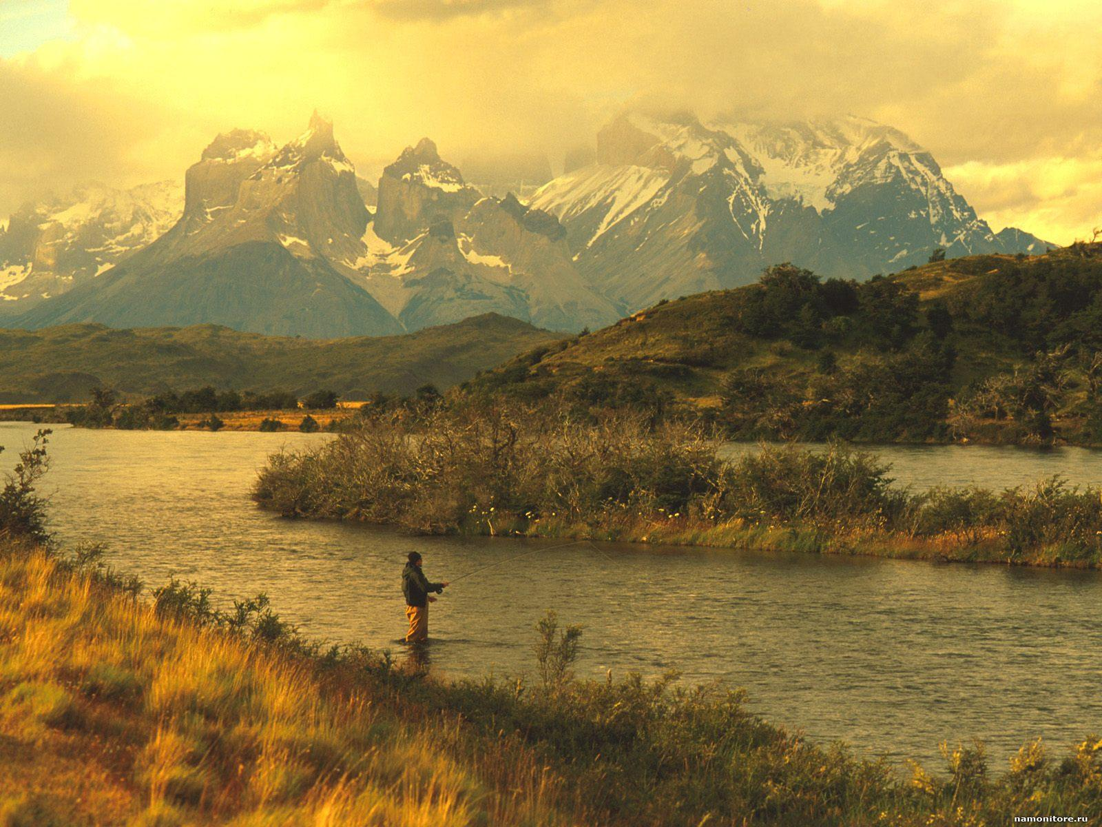 trout fly fishing wallpaper - photo #18