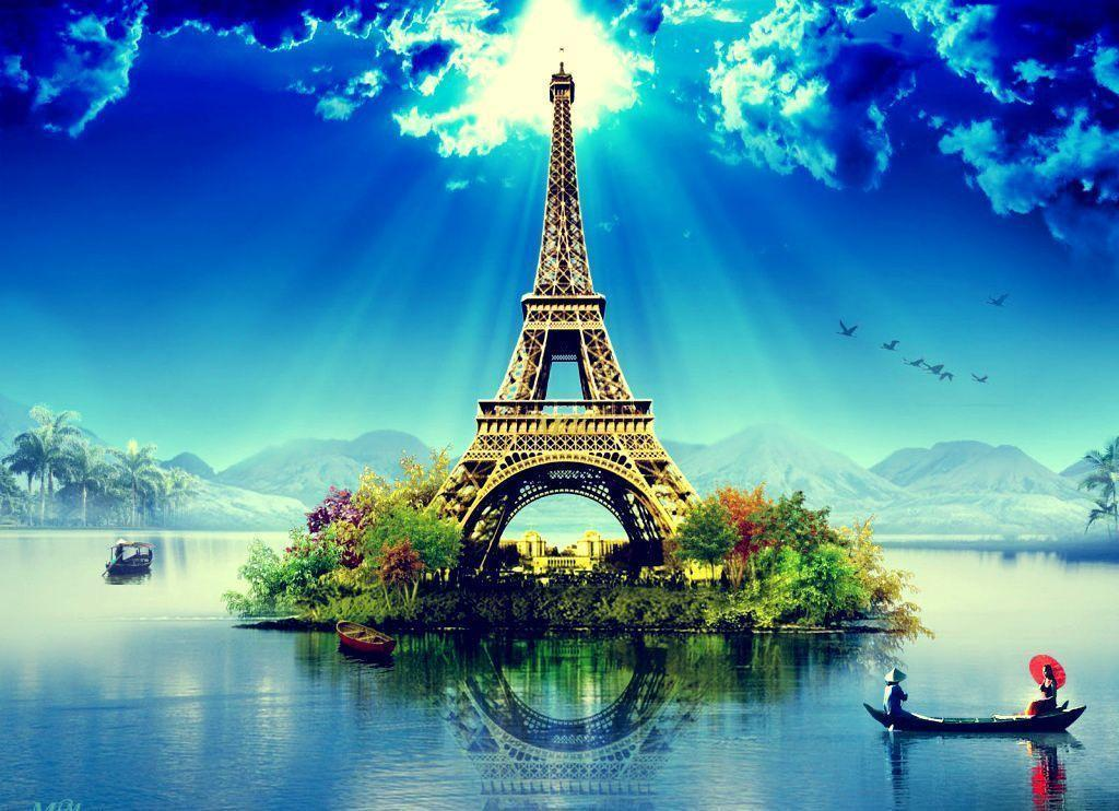 DeviantArt: More Like Eiffel Nature Wallpapers by SottoPK