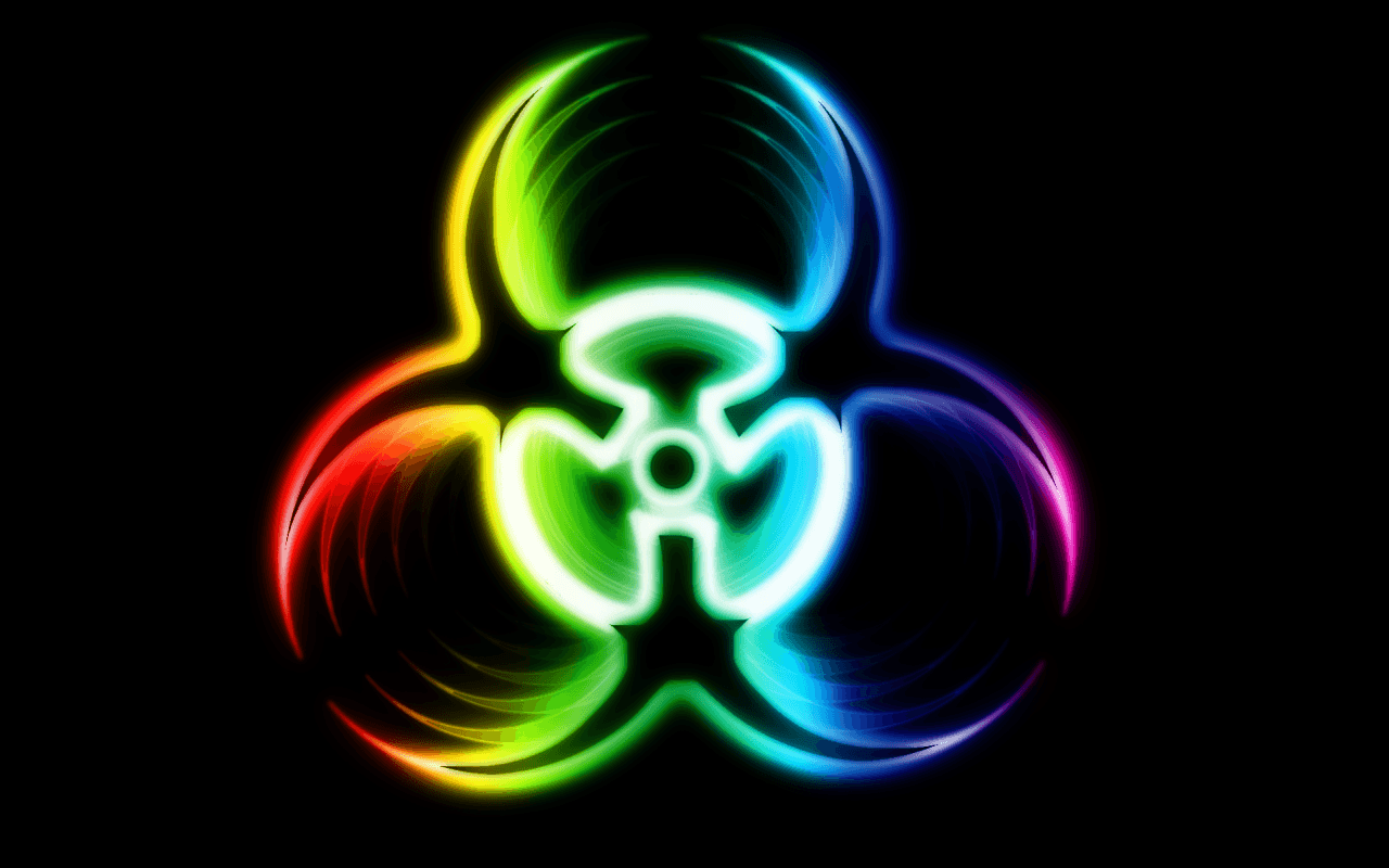 Radioactive symbol wallpapers wallpaper cave biohazard symbol clipart best biocorpaavc Gallery