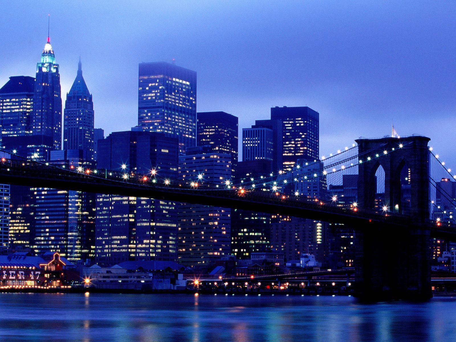 Best Wallpaper Night Brooklyn Bridge - gxnCbNx  2018.jpg