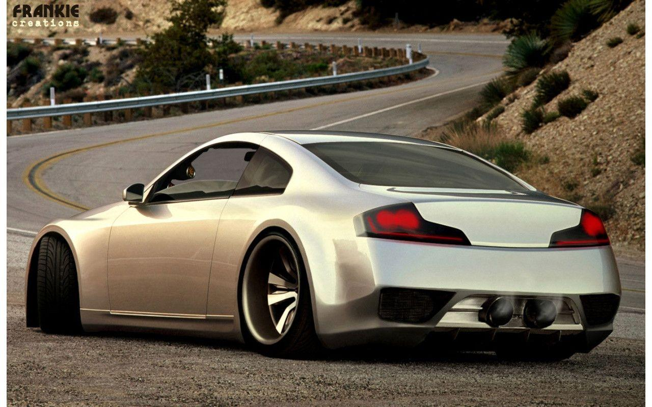 G35 Coupe Wallpaper >> Infiniti G35 Coupe Wallpapers - Wallpaper Cave
