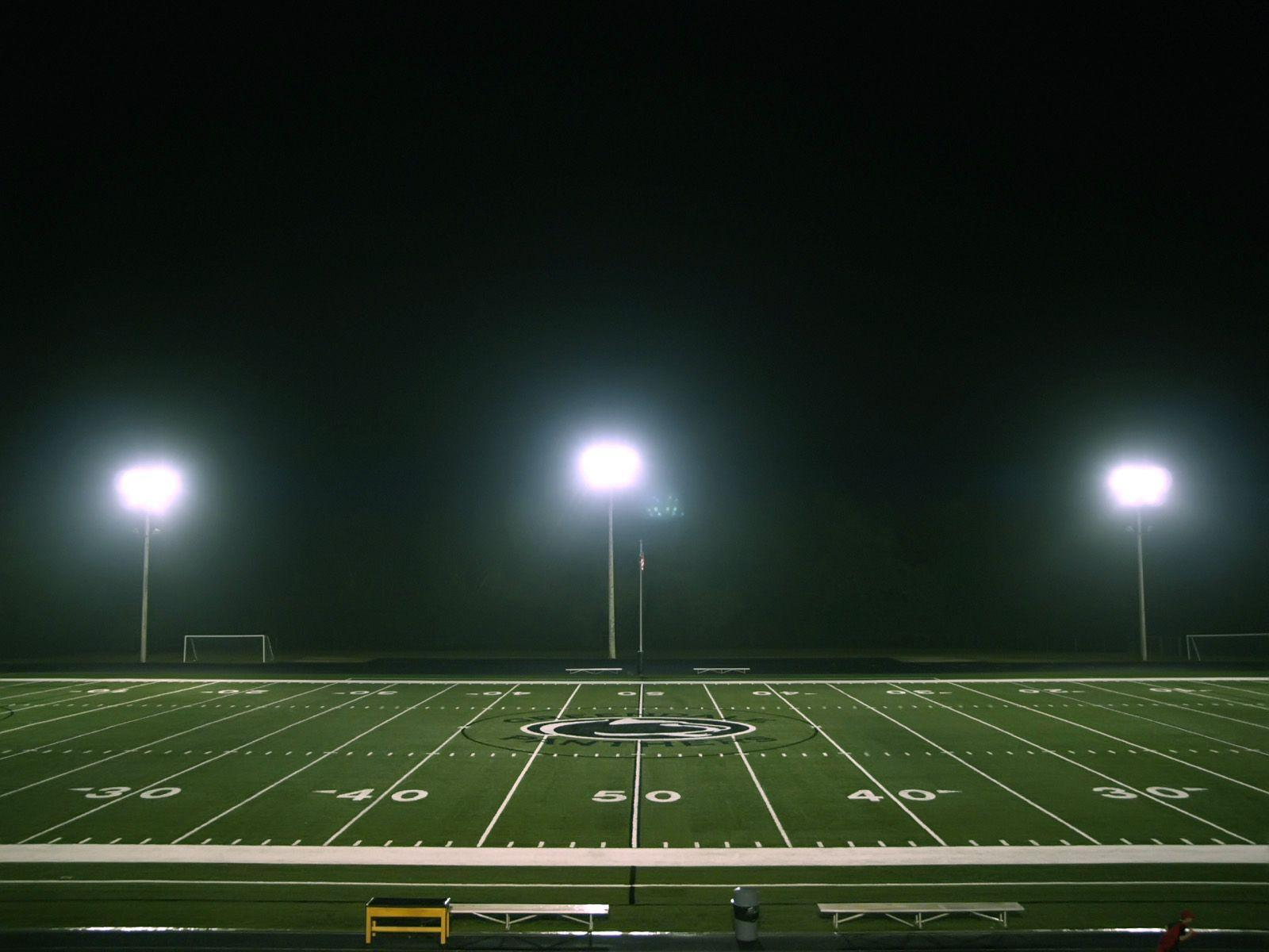 Football Field Wallpapers - Wallpaper Cave