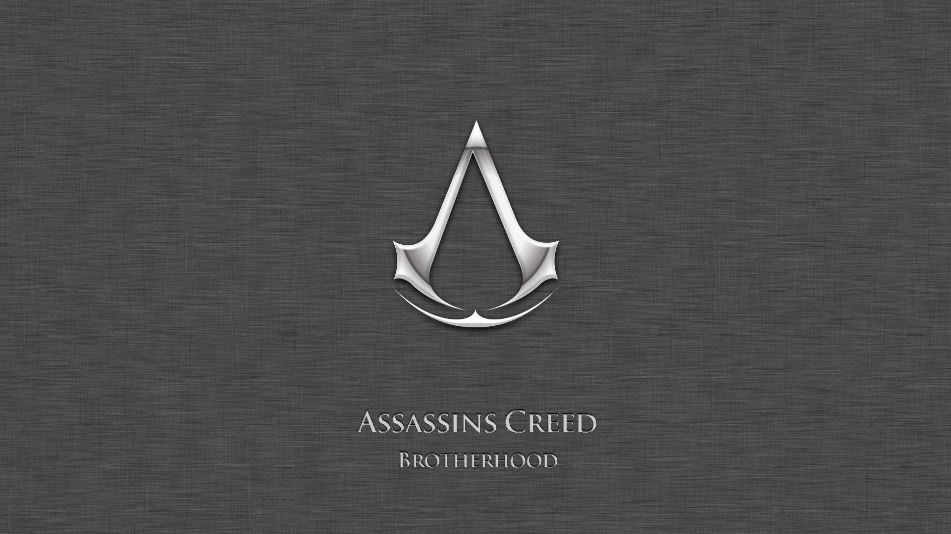 Assassin S Creed Symbol Wallpapers Wallpaper Cave