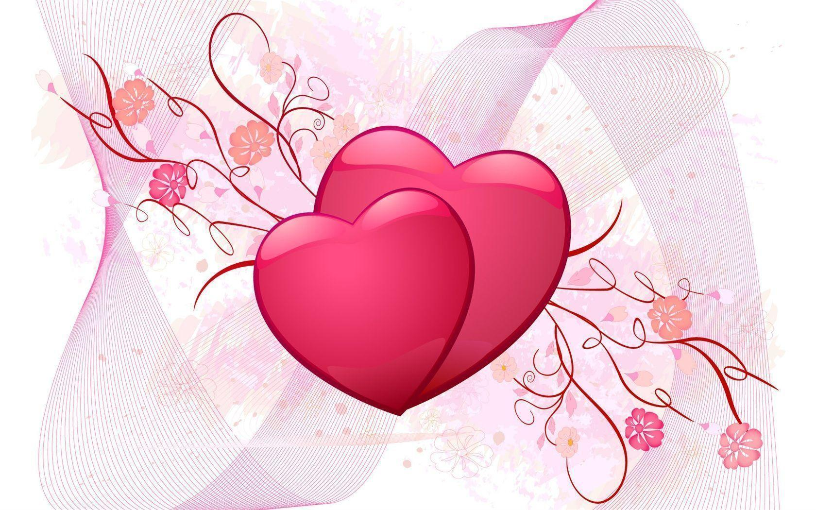 Pink Love Wallpapers Wallpaper Cave