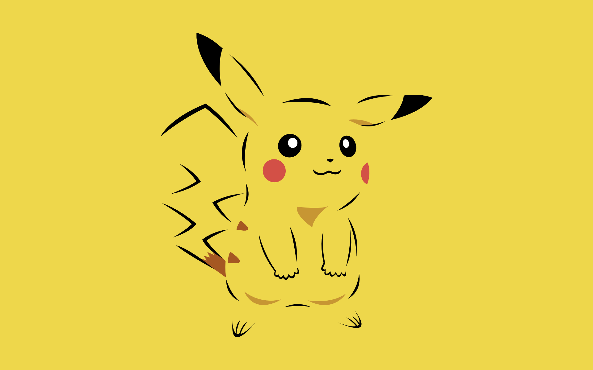 Pikachu Wallpapers HD | PixelsTalk.Net