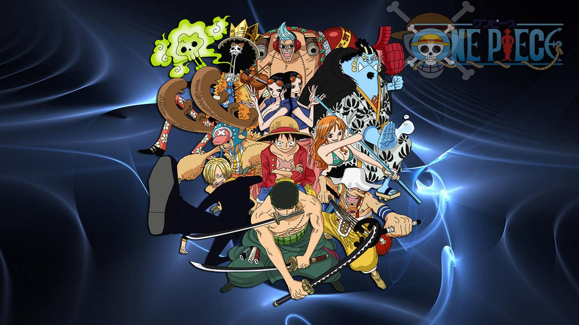 One Piece High Resolution Wallpaper