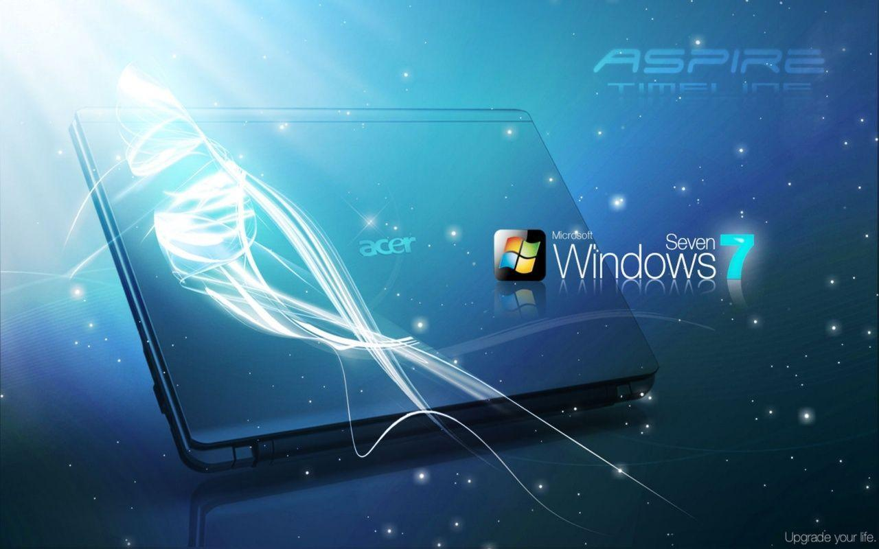 Acer Windows 7 Wallpapers