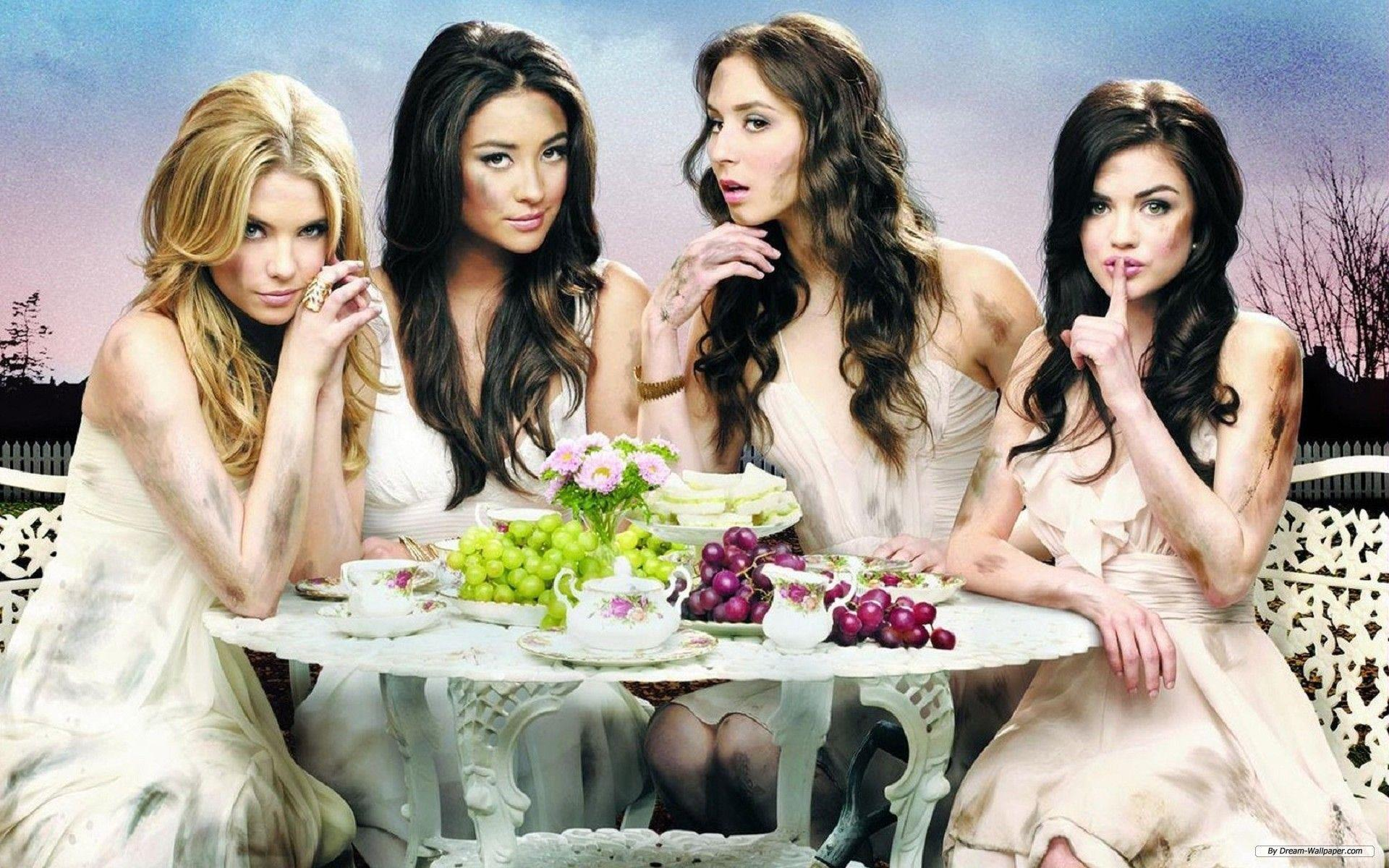 Pretty little liars wallpapers 2015 wallpaper cave for Pretty wallpaper for walls