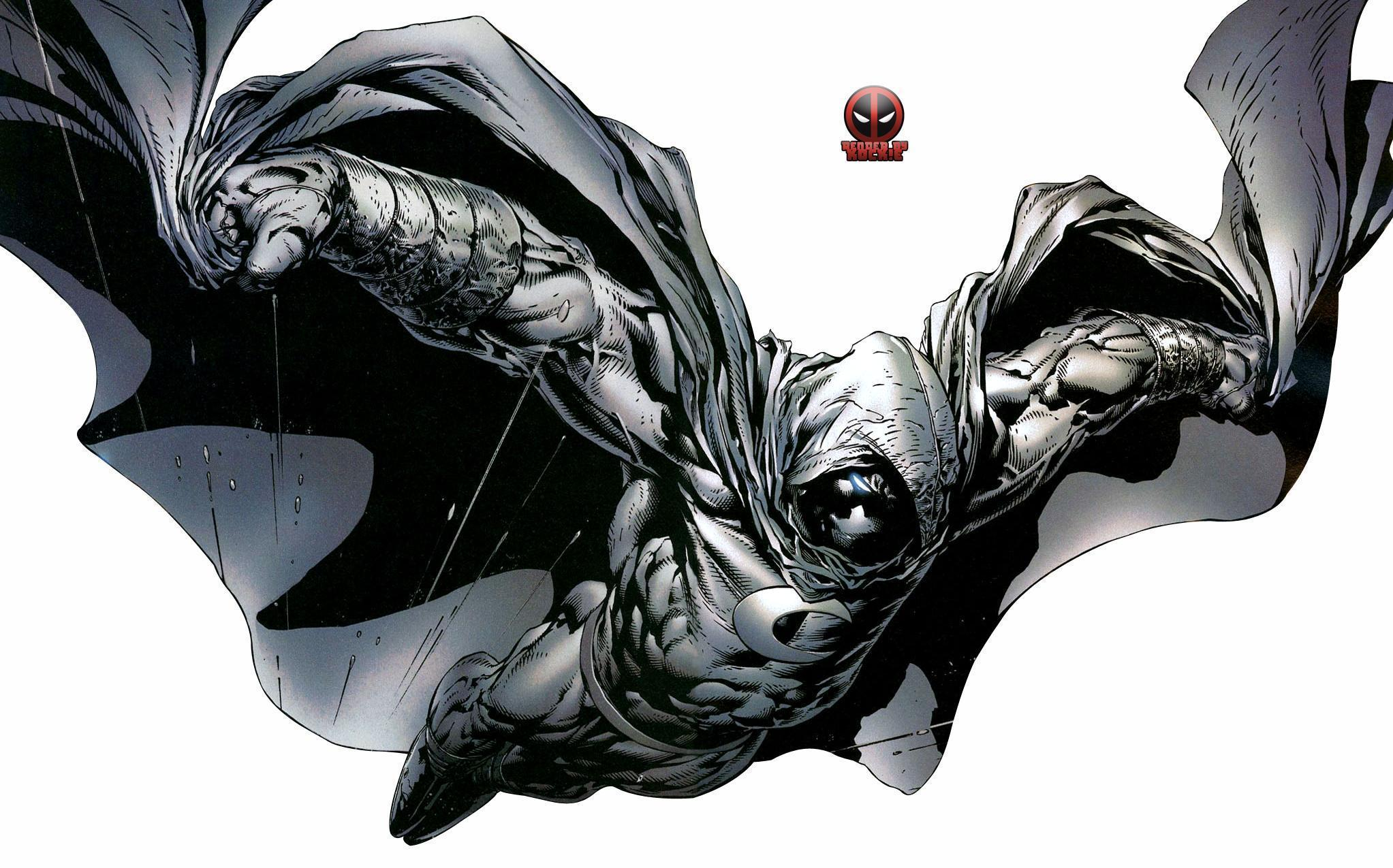 Images For > Moon Knight Wallpaper