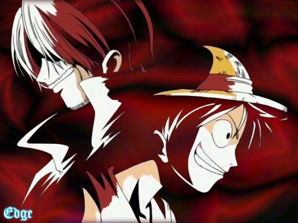 Shanks Wallpapers - Wa... One Piece Shanks Logo