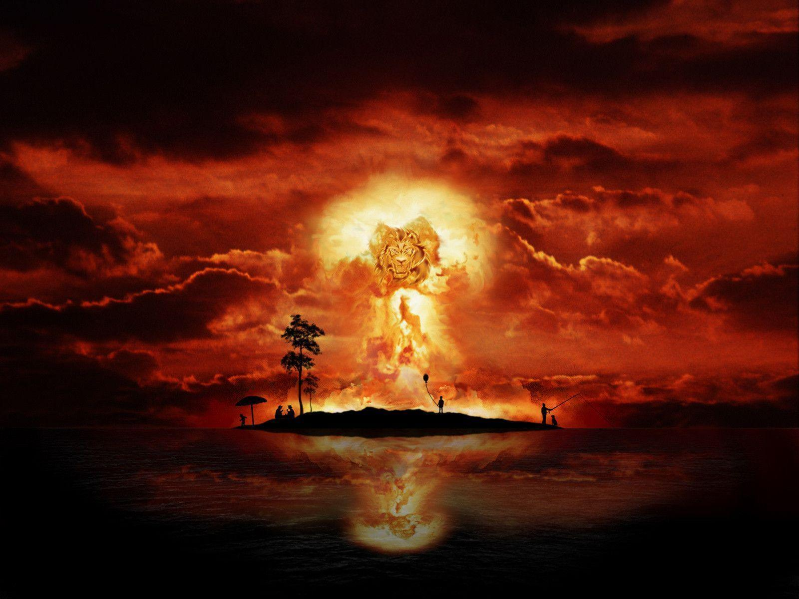 hd wallpapers atomic explosion - photo #42