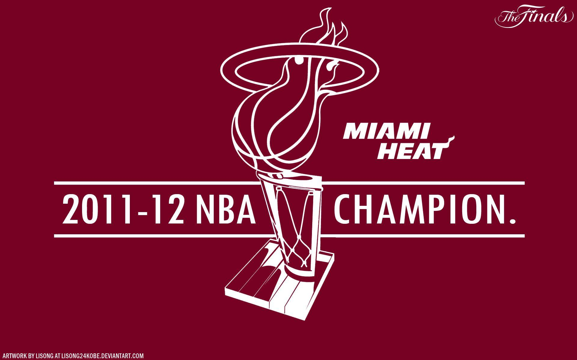 Miami Heat Champions Wallpapers - Wallpaper Cave