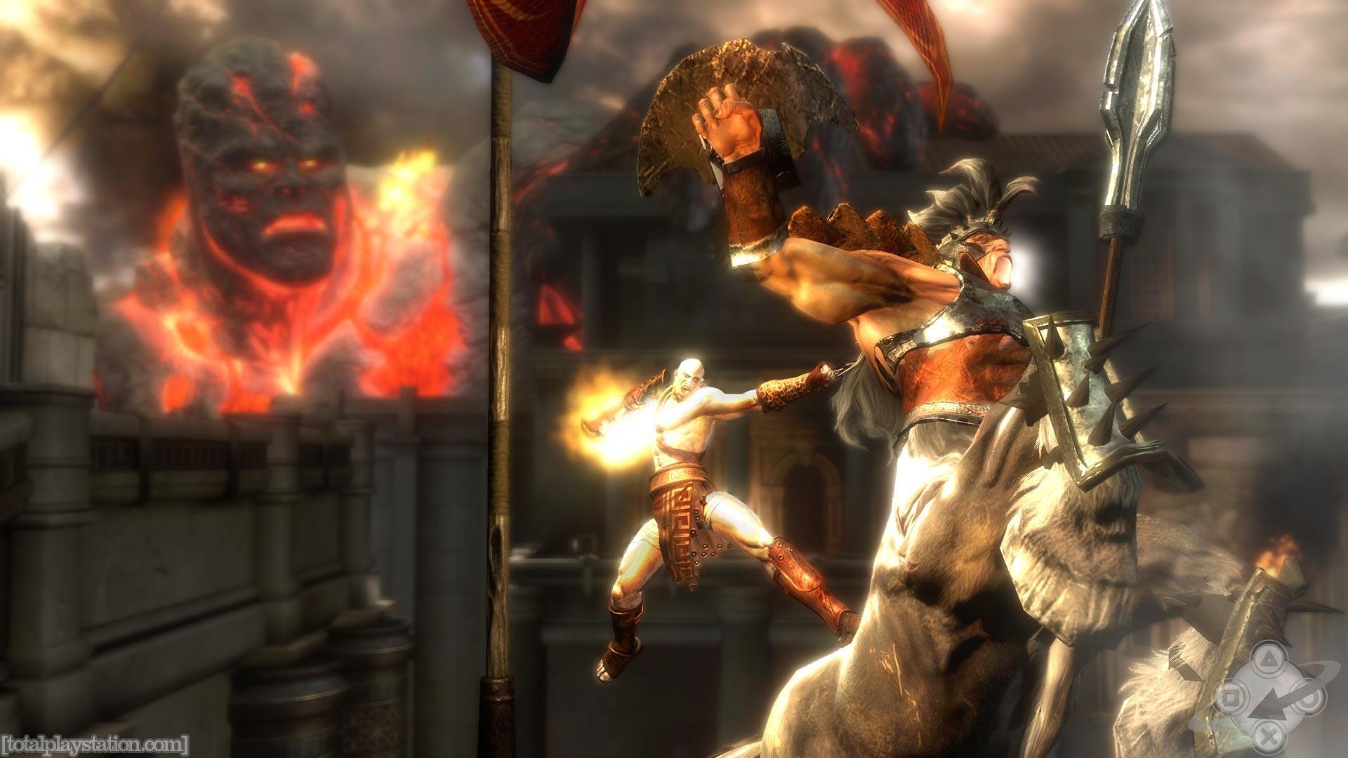 god of war 1 wallpaper hd - photo #6