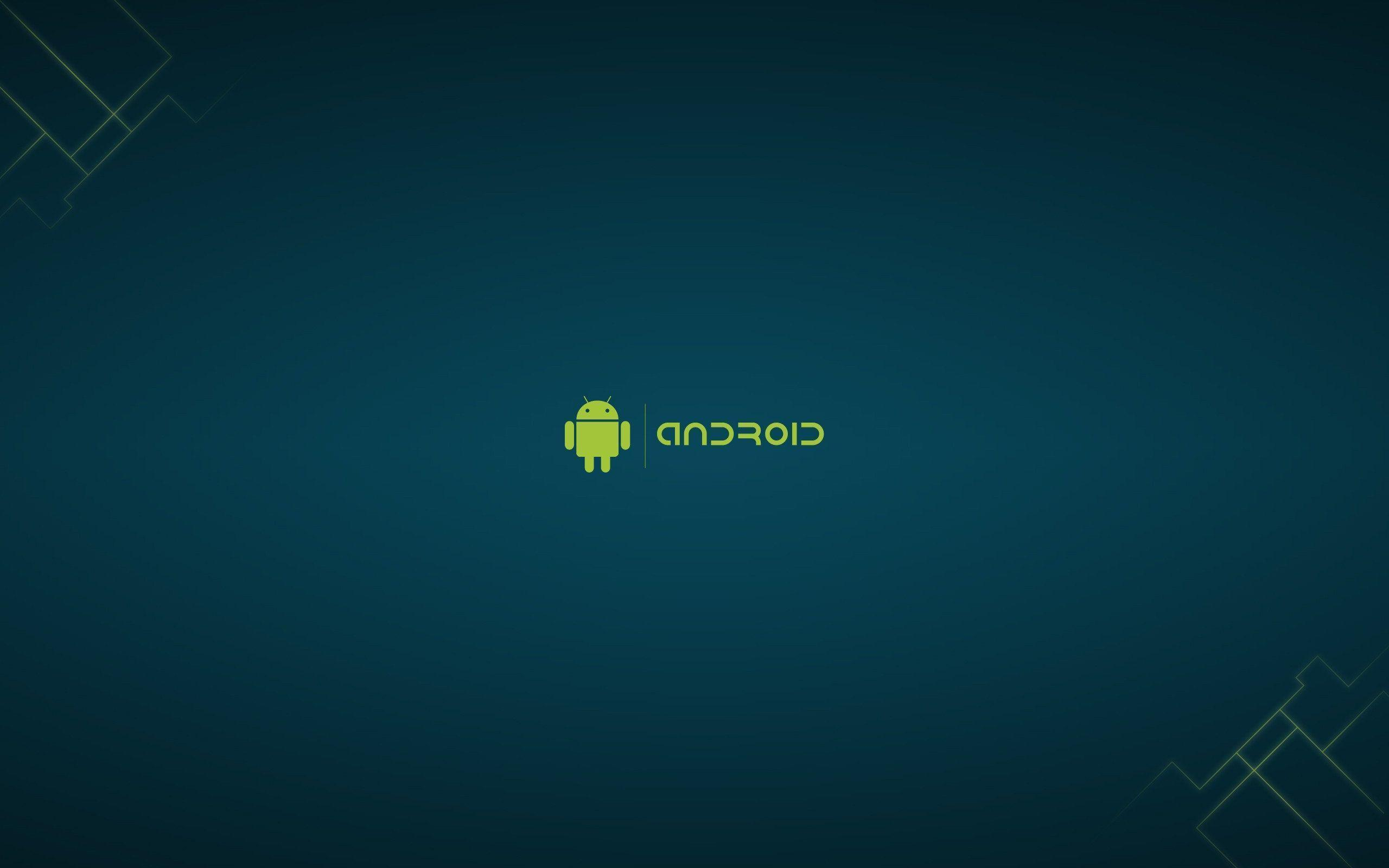 Android Backgrounds: Android Logo Wallpapers
