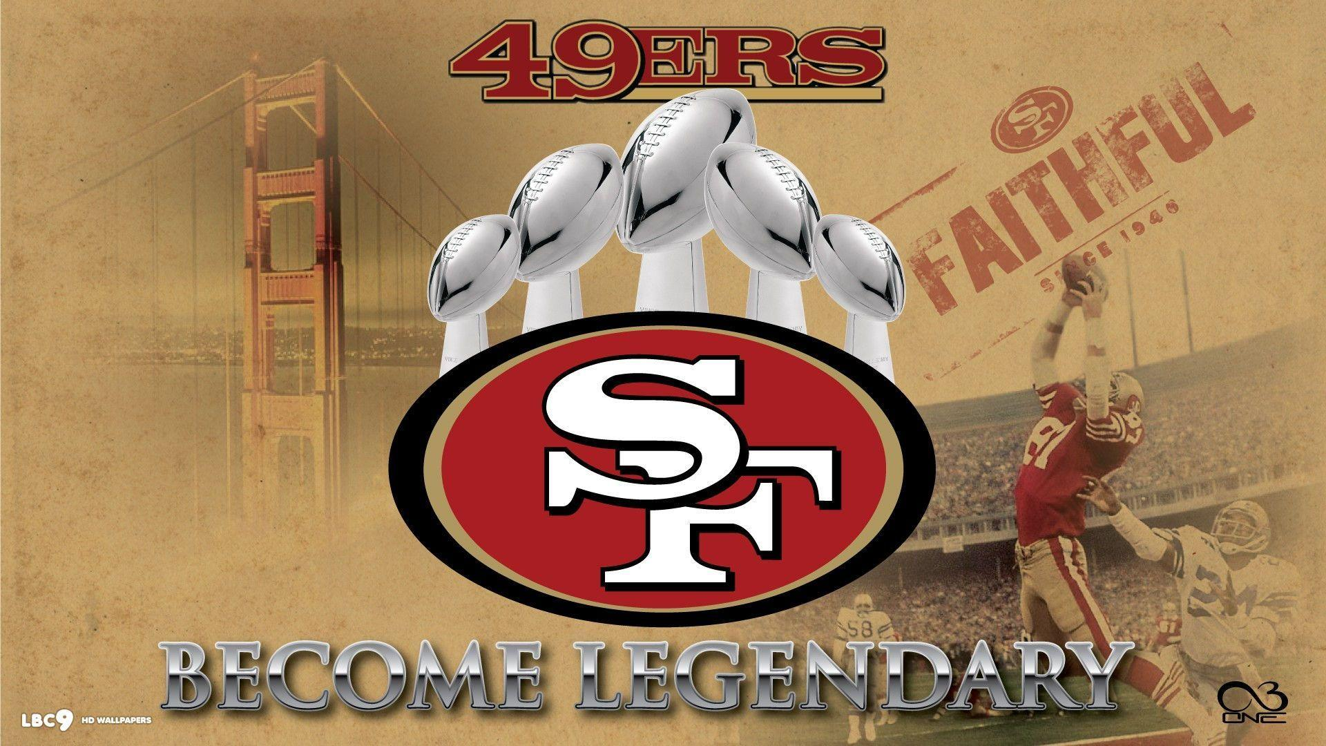 San francisco 49ers wallpapers 2015 wallpaper cave logo 49ers wallpapers wallpaperup 1080x1920px 49ers wallpaper voltagebd Image collections
