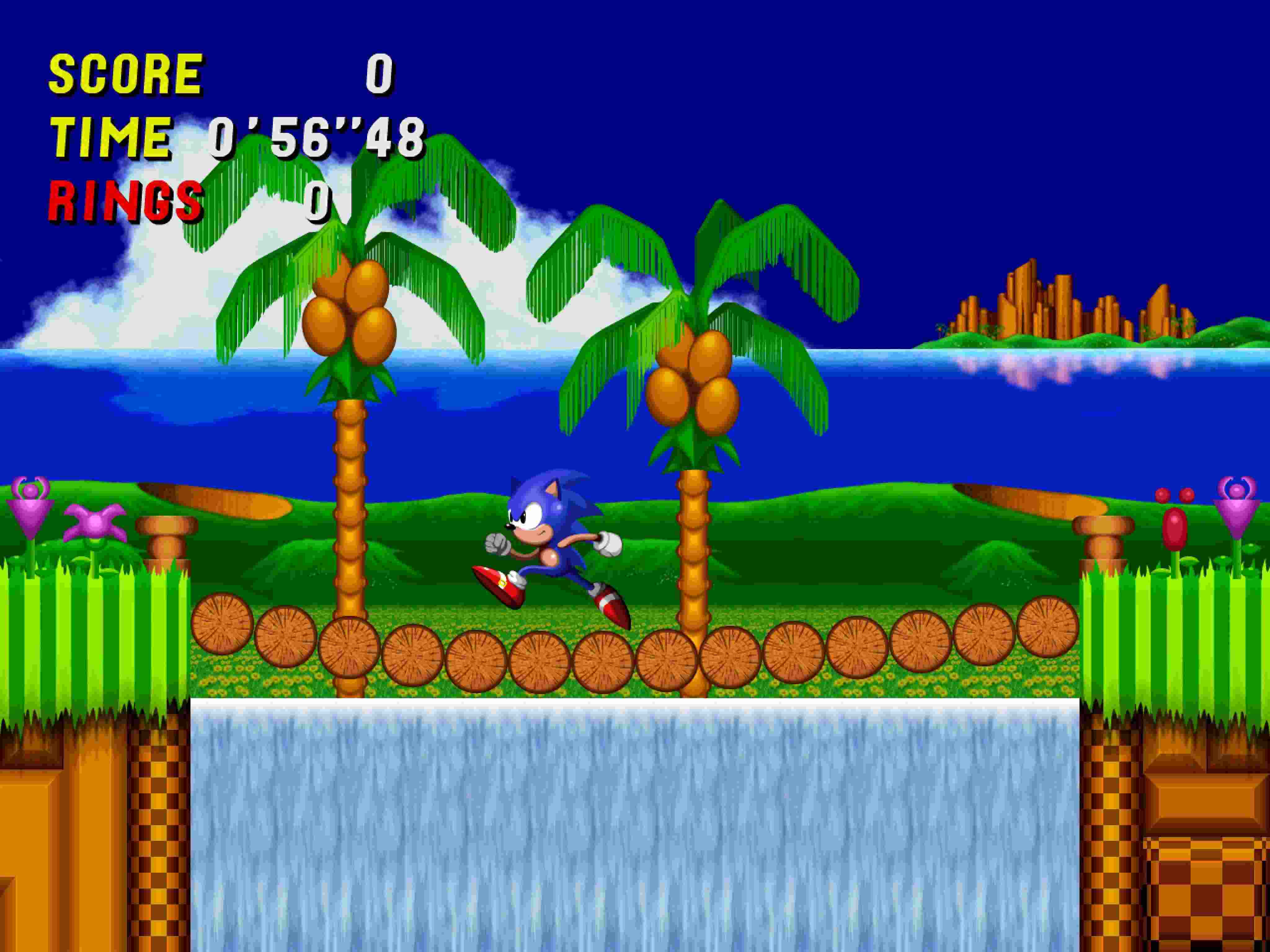 Sonic Backgrounds Wallpaper Cave