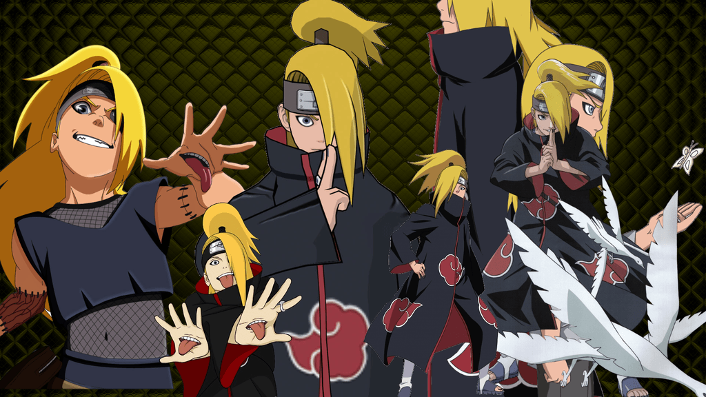 deidara wallpaper by ilacirjr - photo #6