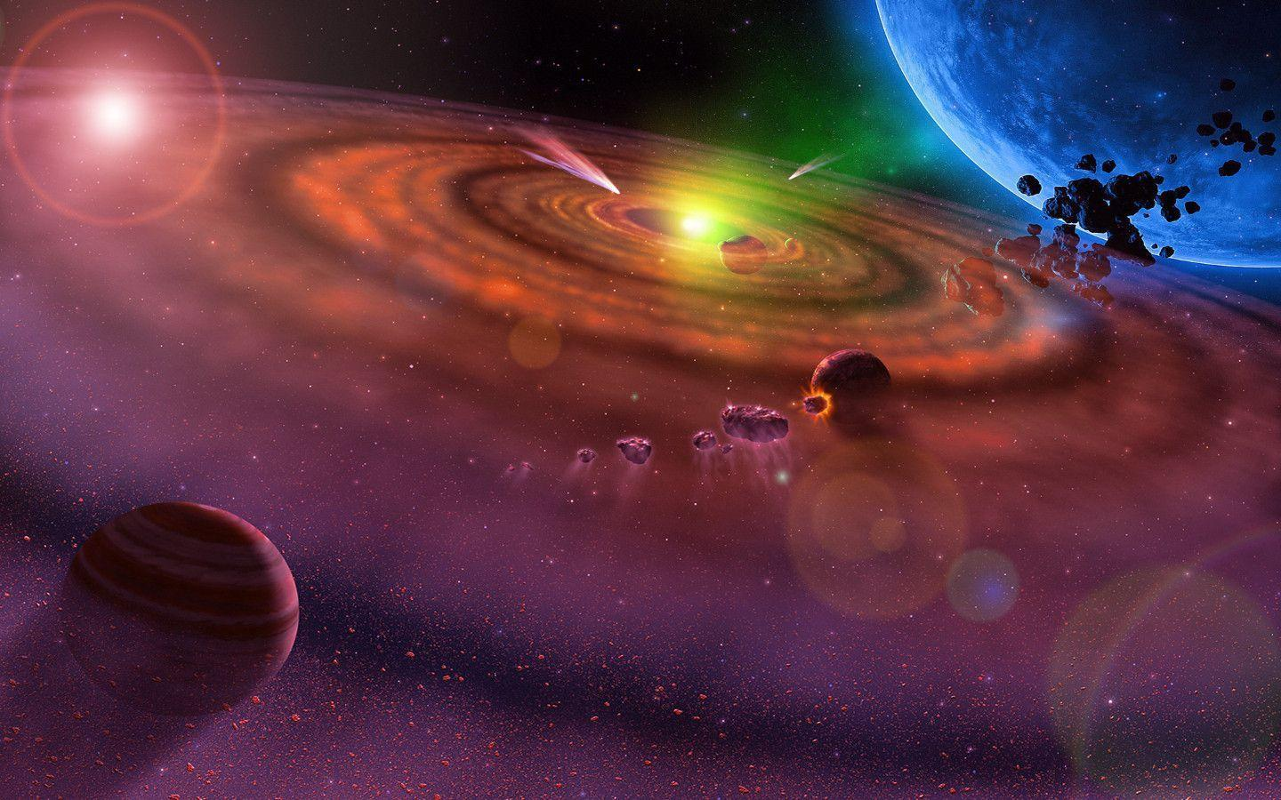 Outer Space Backgrounds - Wallpaper Cave