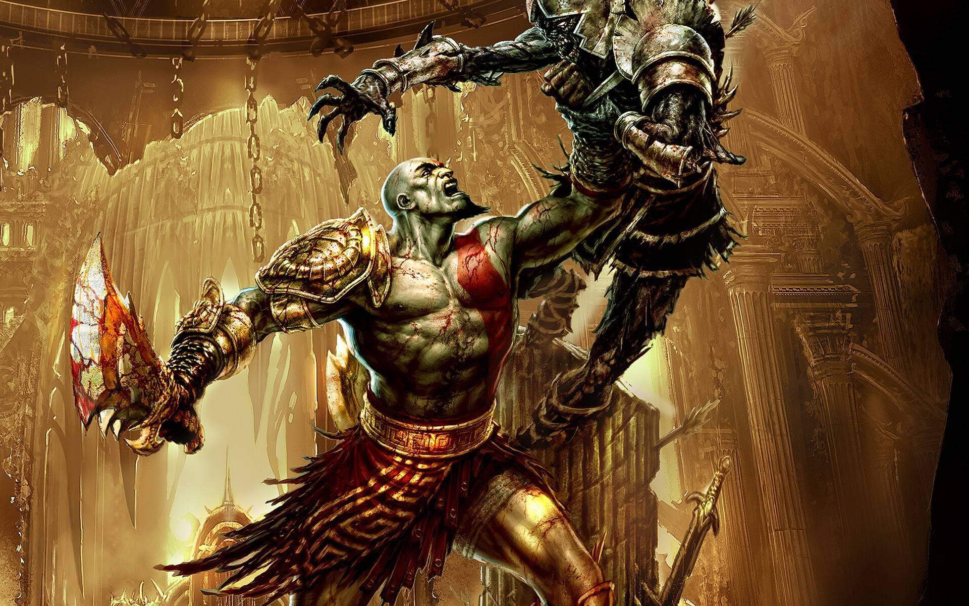 Image - Wallpaper god of war 3.jpg - God of War Wiki - Ascension ...