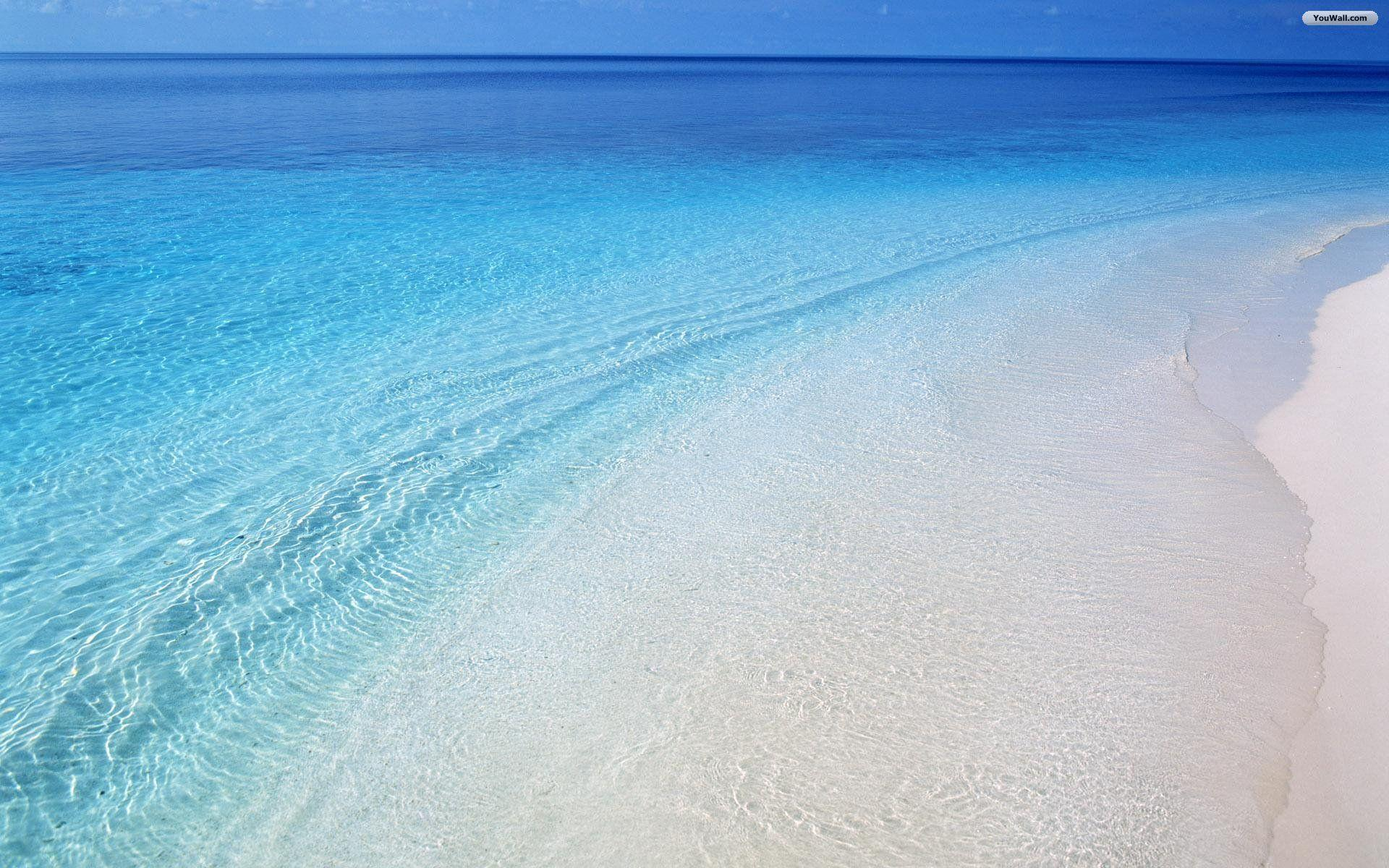 clear ocean water wallpaper blue water wallpapers wallpaper cave 825