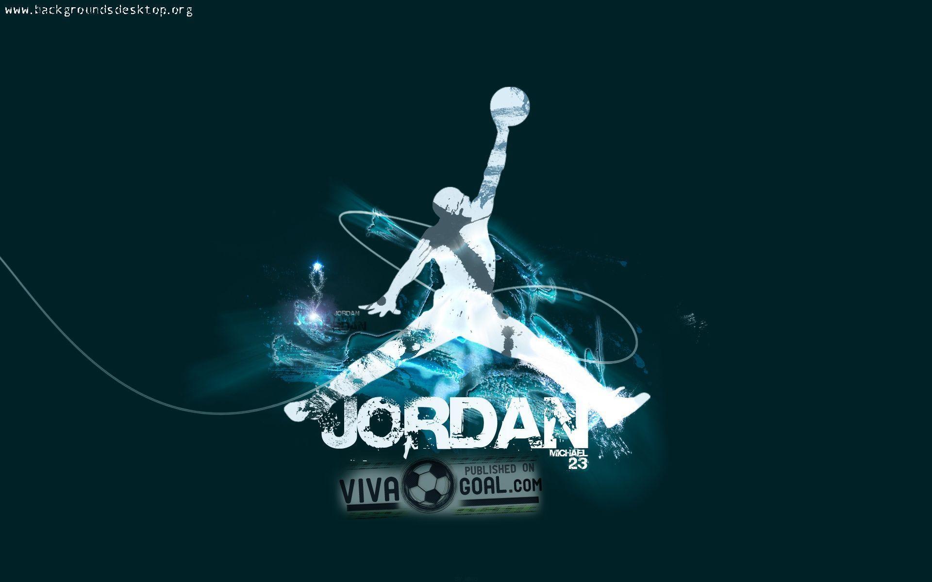 Michael Jordan Symbol Wallpapers Wallpaper Cave