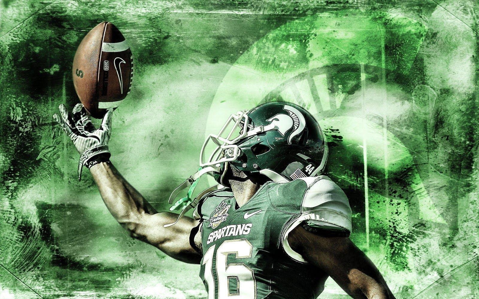 Michigan state spartans football wallpapers wallpaper cave - Michigan state football backgrounds ...