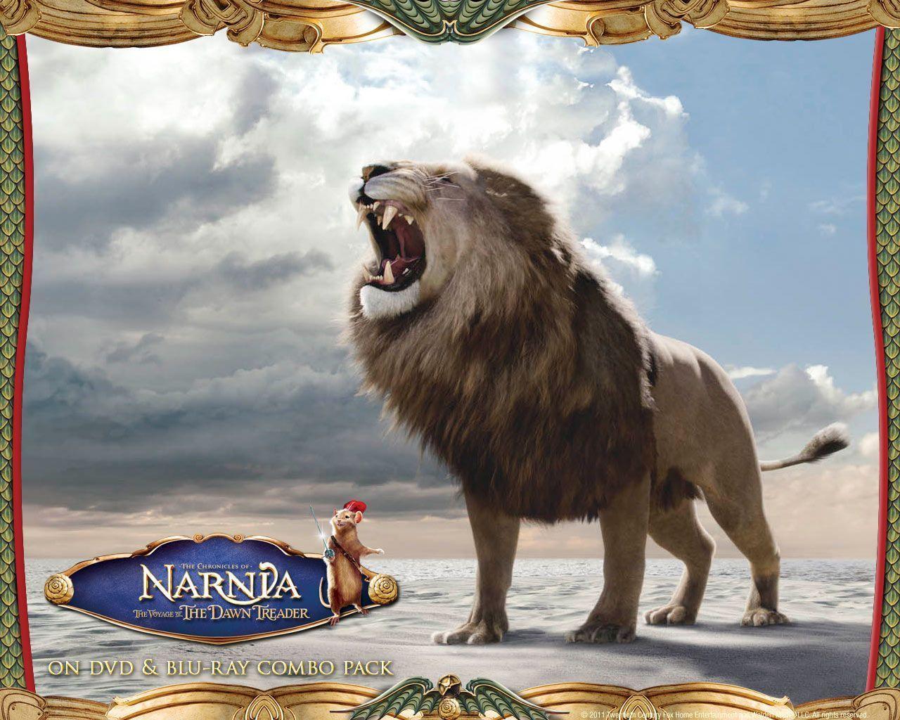 Narnia Aslan Wallpapers Wallpaper Cave