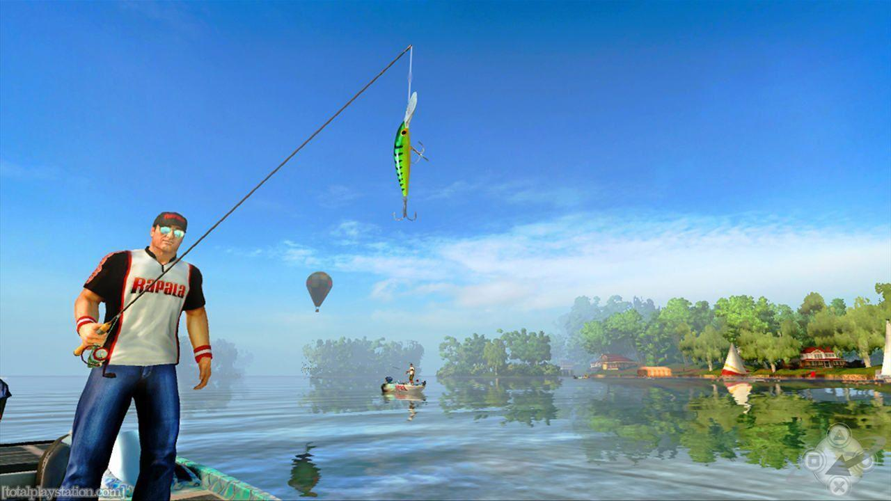 bass fishing pc wallpaper - photo #41