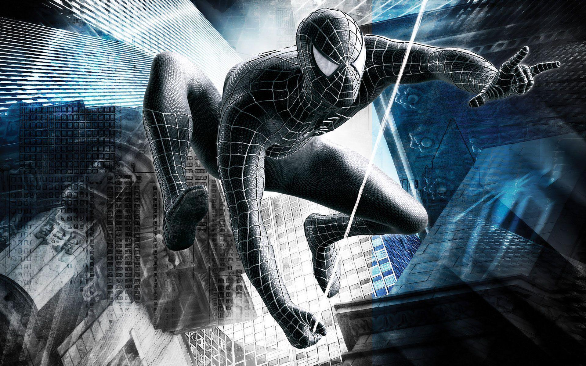 Aninimal Book: Black Spider-Man Wallpapers - Wallpaper Cave