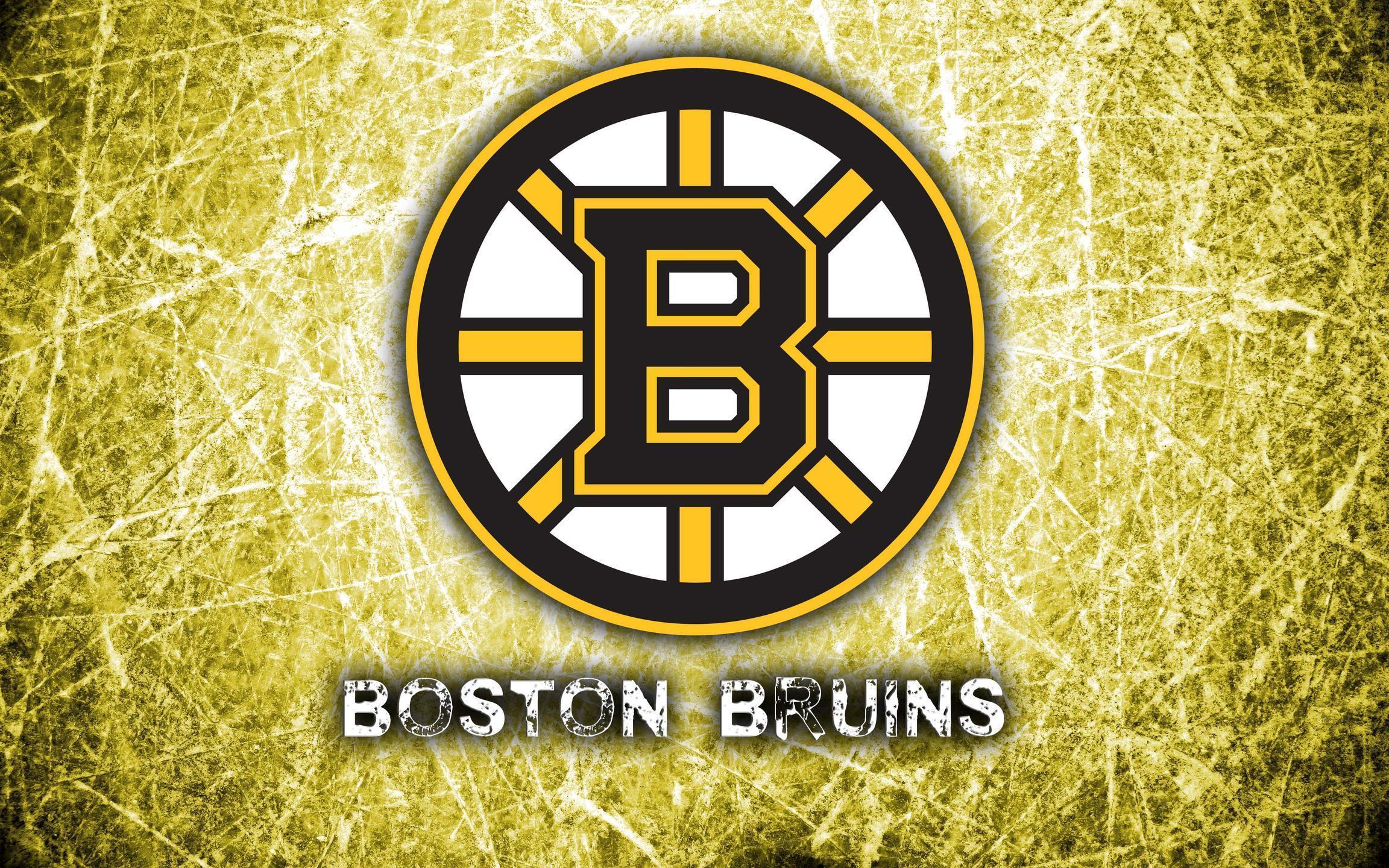 Boston Bruins 2014 Logo Wallpapers Wide or HD