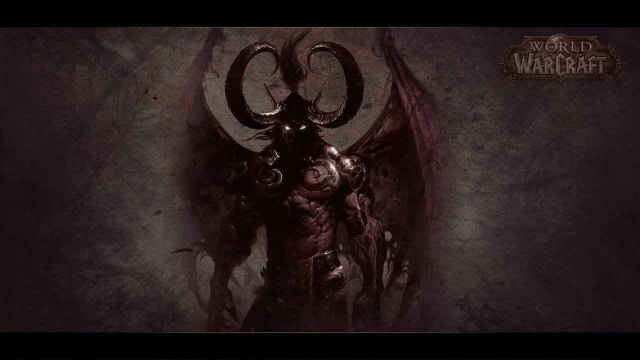 Image For > Illidan Stormrage Wallpapers 1920x1080