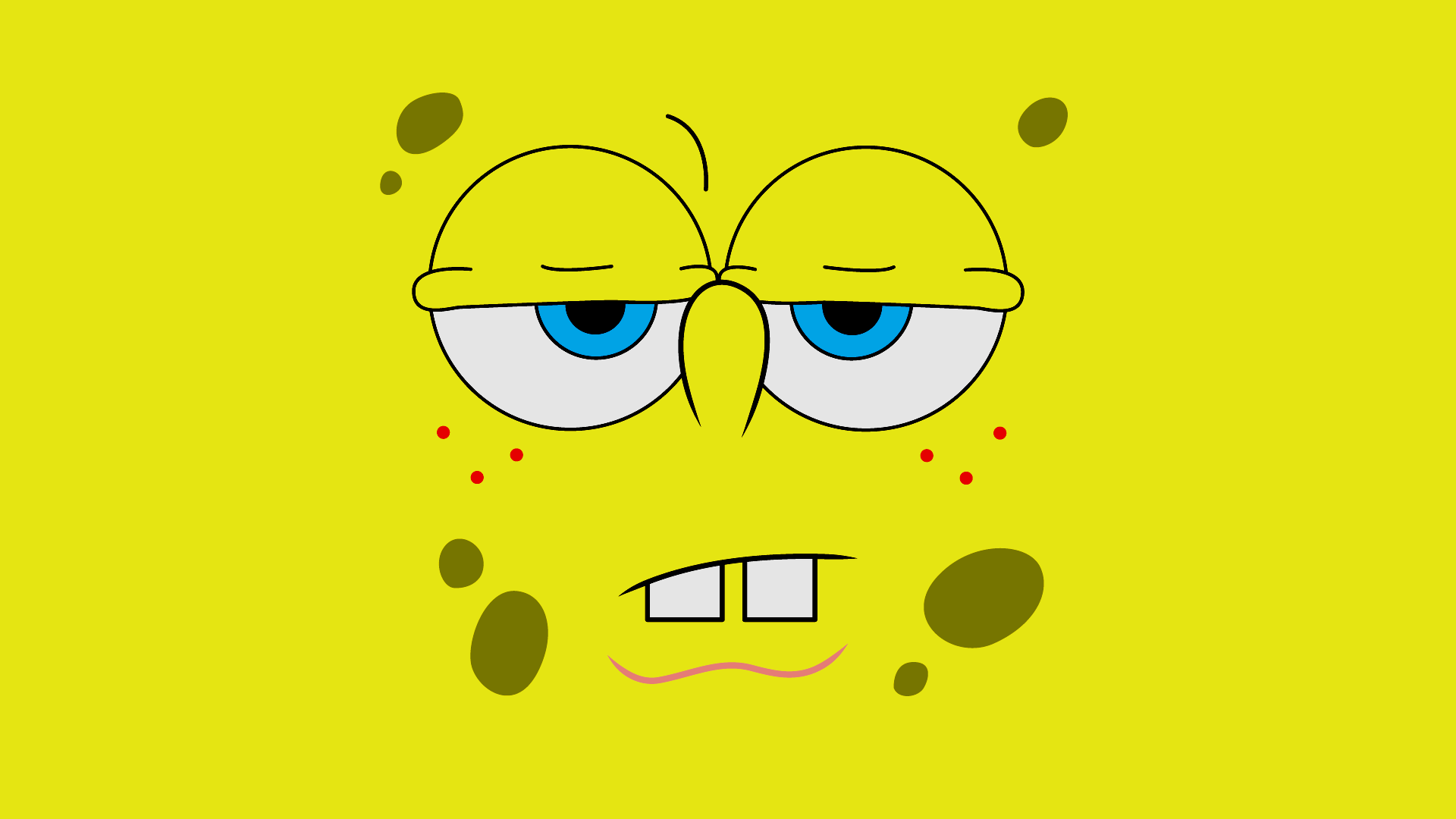 25 Cool SpongeBob SquarePants Wallpapers