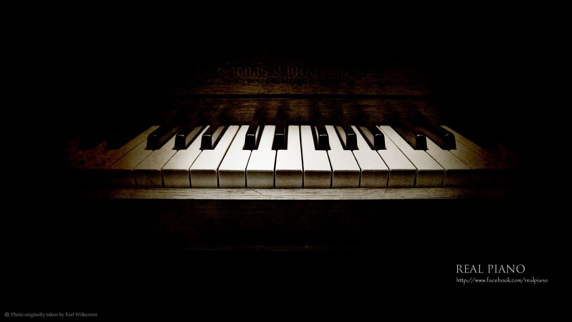 Wallpapers For > Abstract Piano Wallpapers