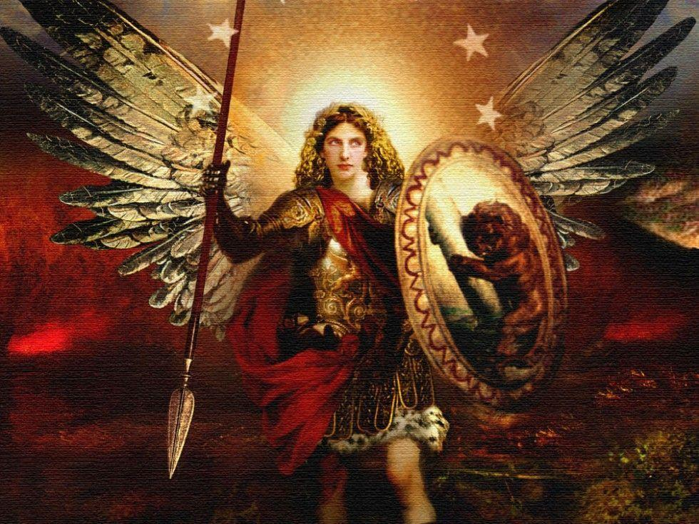 archangel michael wallpaper for computer - photo #7