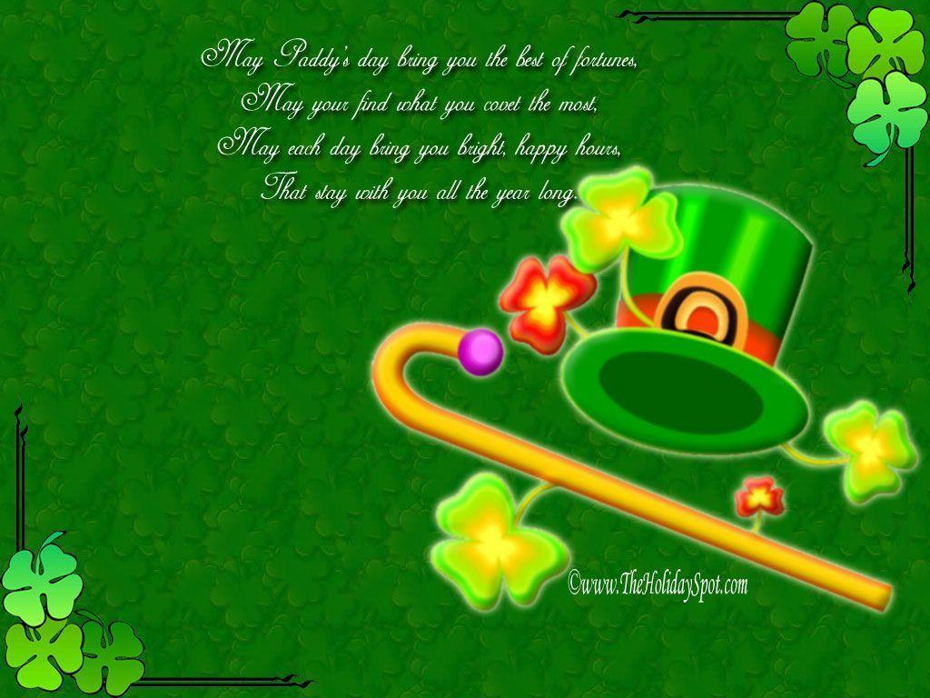 St patrick day wallpapers wallpaper cave - Saint patricks day wallpaper free ...