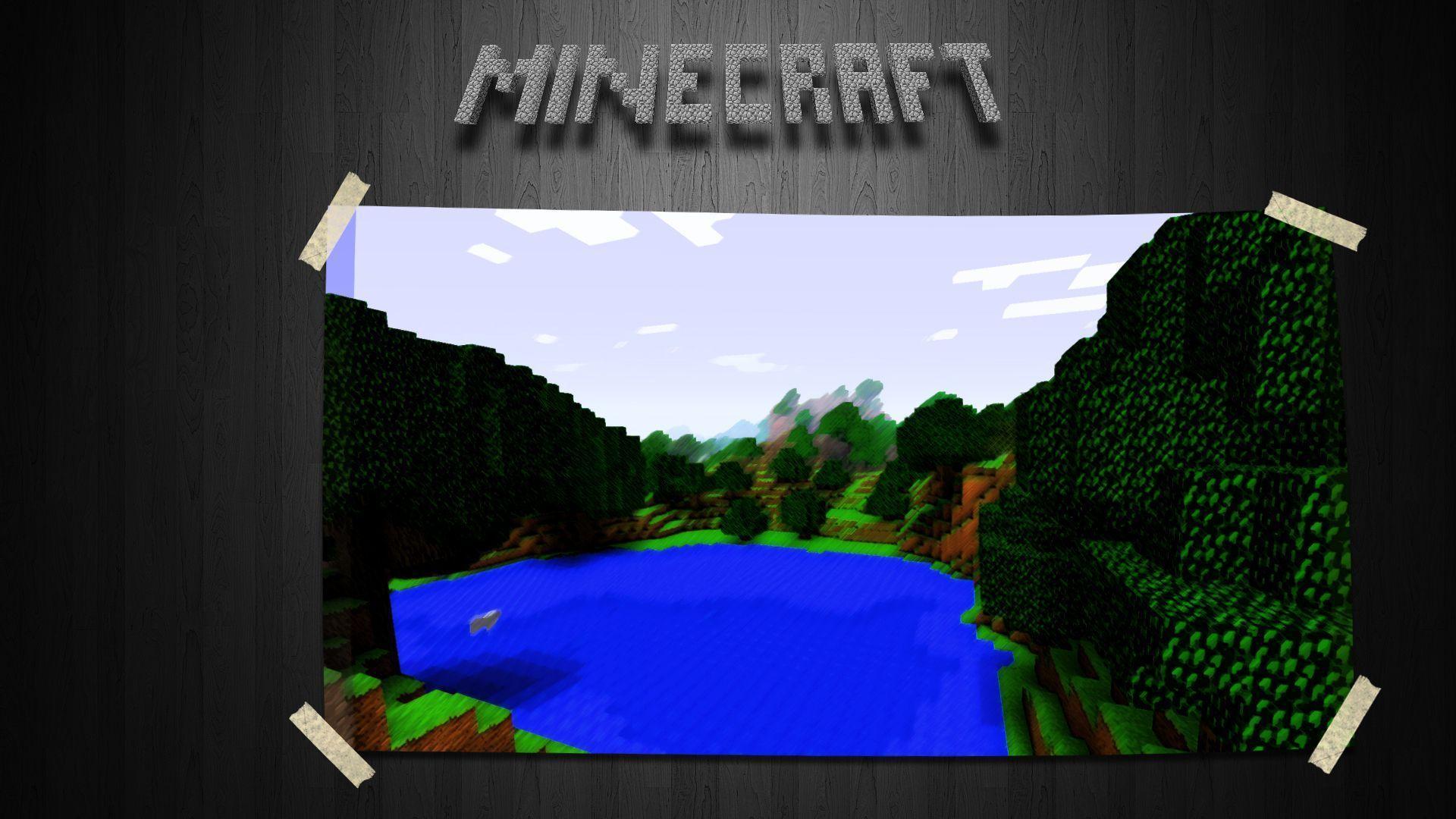 minecraft island wallpaper 1080p - photo #21