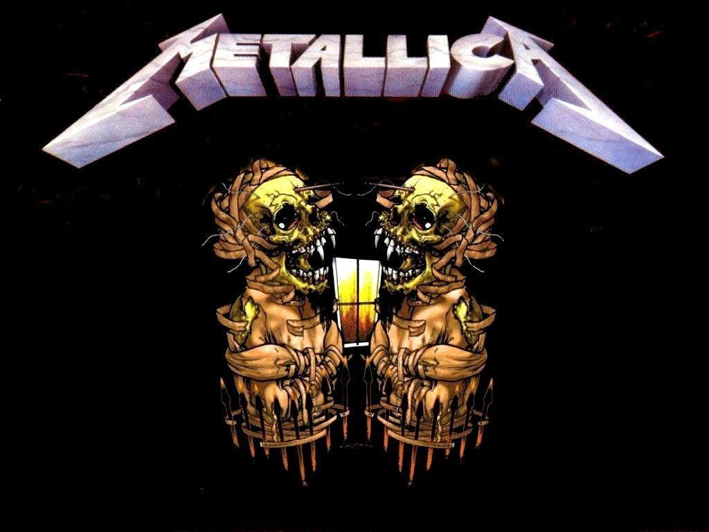 Metallica Wallpapers + Information and Music